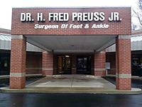 Dr Preuss Floyds Knobs Indiana Podiatrist
