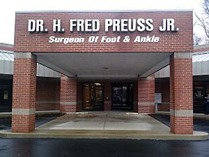 Dr H Fred Preuss Indiana Office